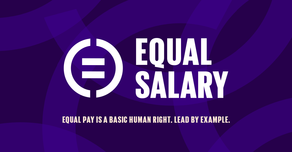The Foundation • EQUAL SALARY