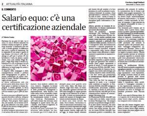 Article_Corriere degli Italiani
